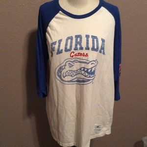 colesseum Shirts - Florida Gators Men's raglan tee